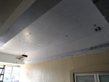 某店舗及び倉庫電気設備工事