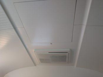 K様邸浴室暖房機交換工事