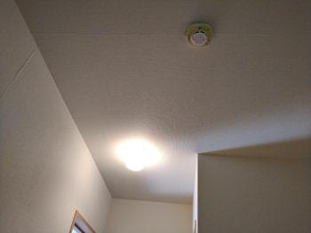 Y様邸排熱換気扇設置工事